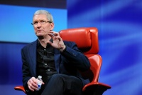 Tim Cook says he's 'proud to be gay'