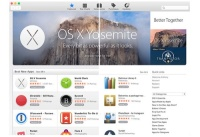 Mac App Store updated for Yosemite