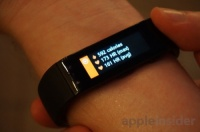 Review from AppleInsider: Microsoft's health Band