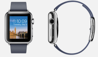 Apple Watch in 'Spring'