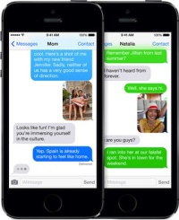 Removing your phone number from iMessage