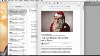 Annotate documents with Mail's Markup feature – Macworld