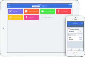 Automate your iOS life with Workflow – TUAW