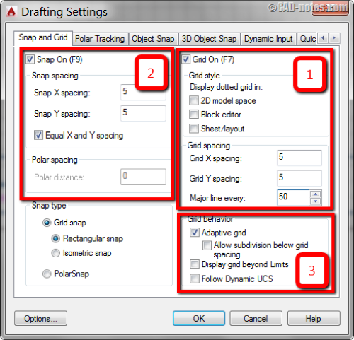 AutoCAD Limits are not obsolete – CADNotes