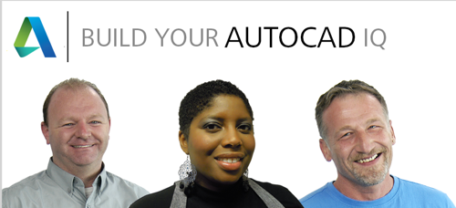 Build Your AutoCAD IQ Webinar